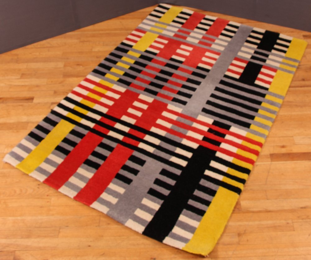 Anni Albers for Fritz Farr Wool Rug