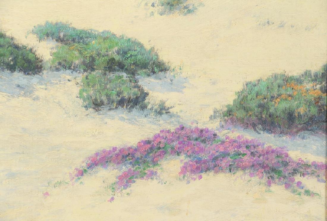 William Louis Otte 1930 ptg. Spring Days, Carmel - 4