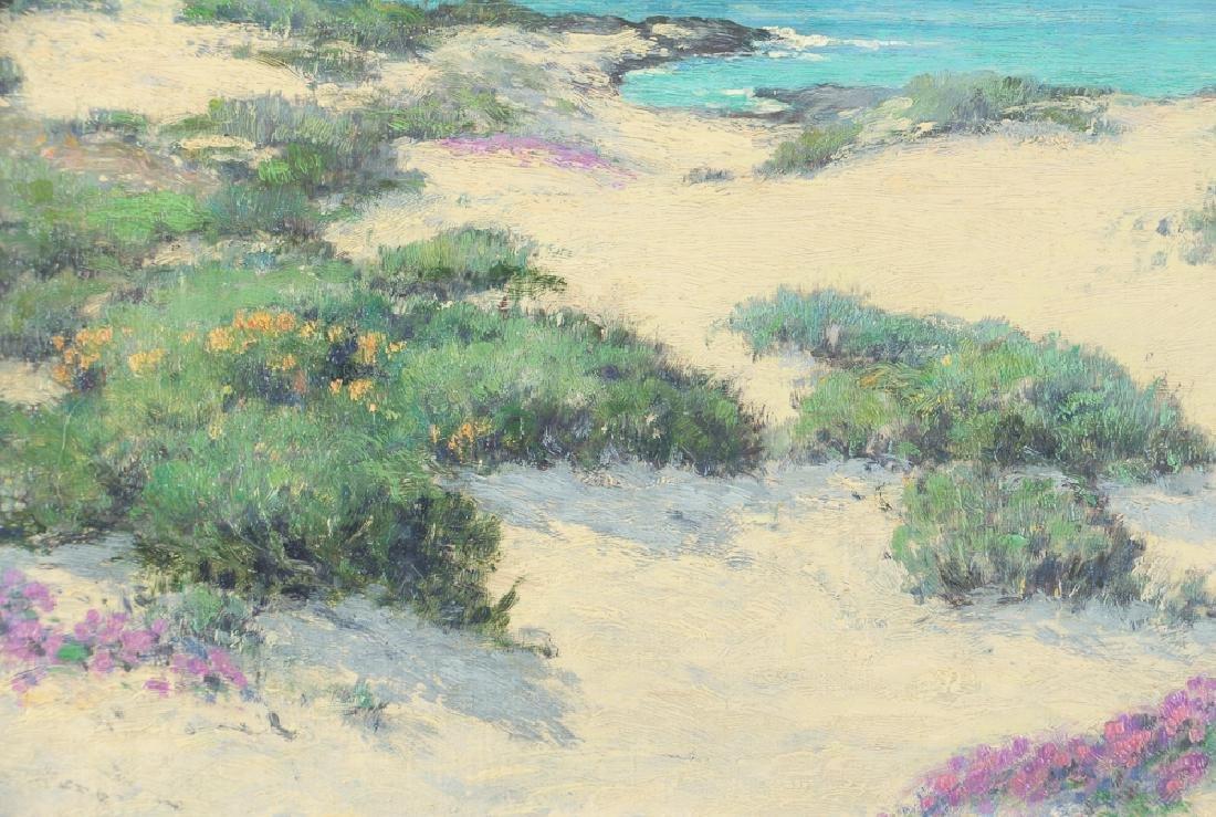 William Louis Otte 1930 ptg. Spring Days, Carmel - 5