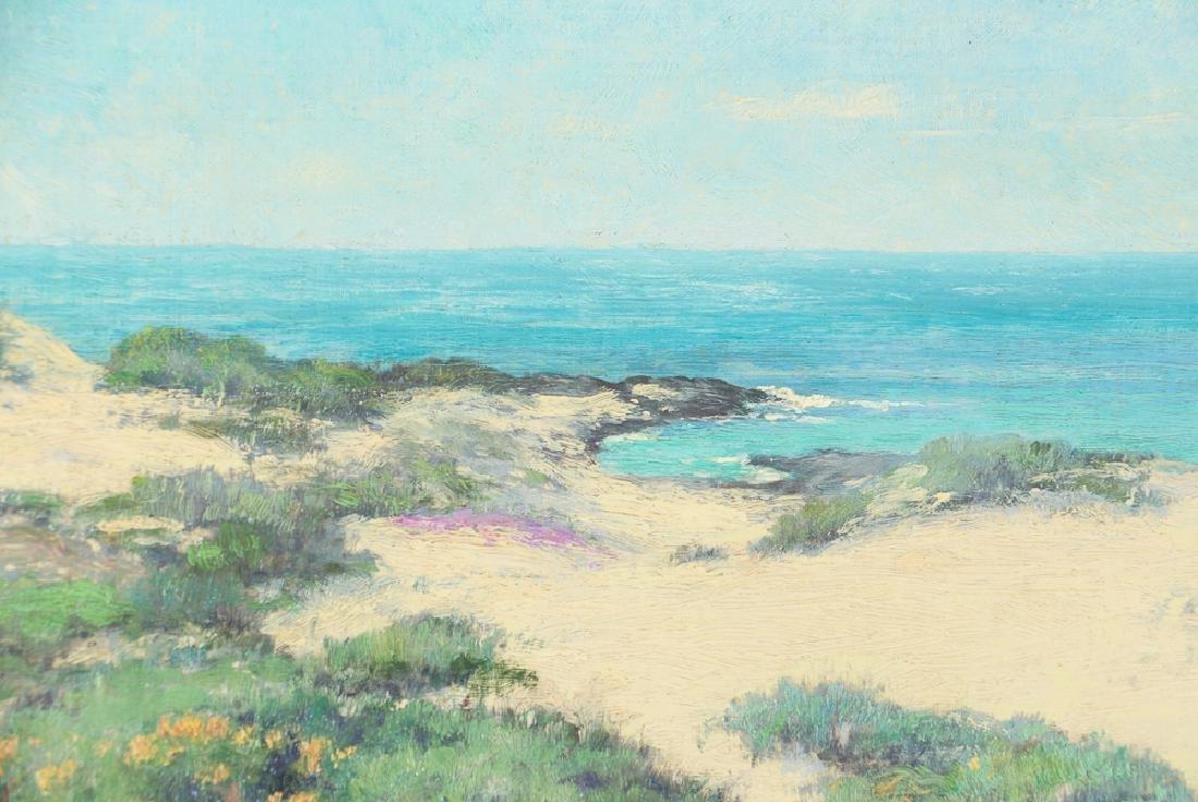 William Louis Otte 1930 ptg. Spring Days, Carmel - 6