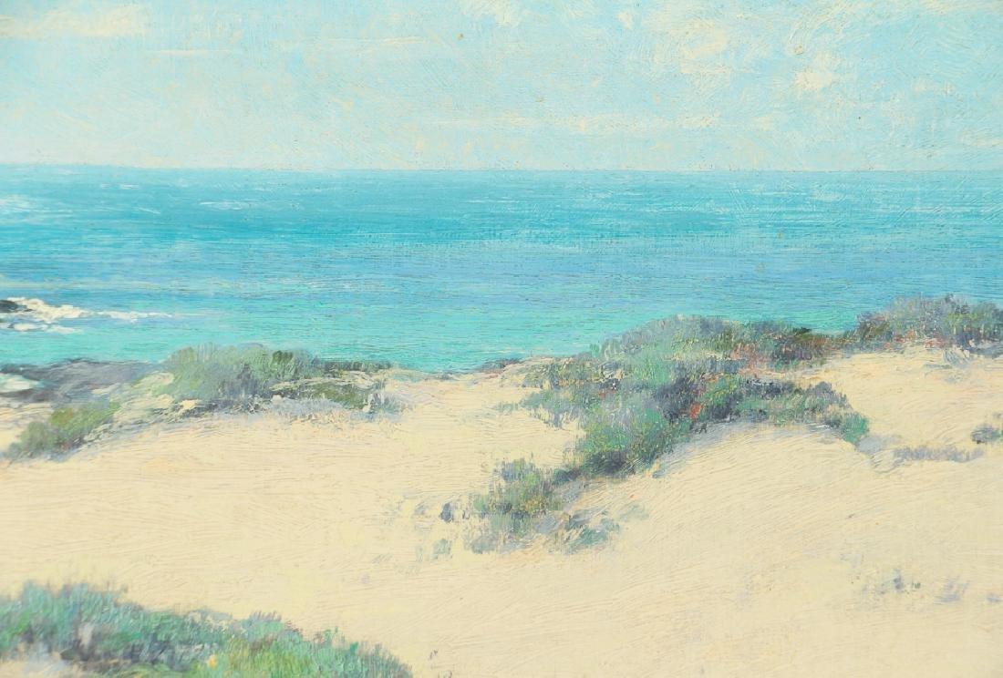 William Louis Otte 1930 ptg. Spring Days, Carmel - 7