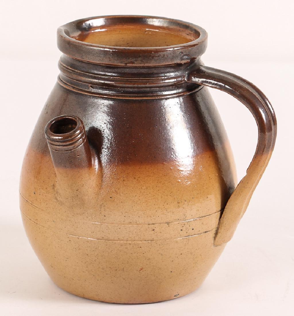 Doulton Lambeth stoneware inhaler