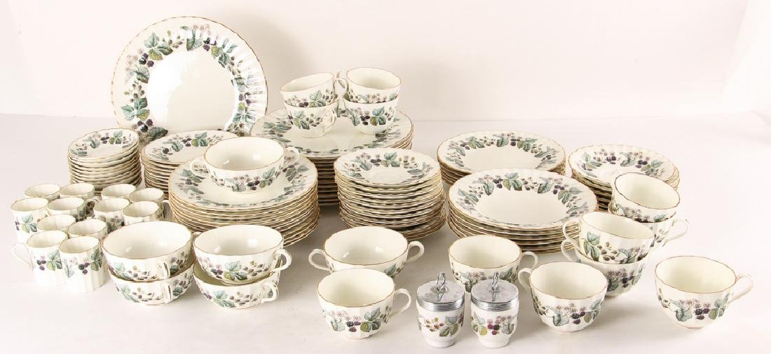 Large Group Royal Worcester Lavinia China