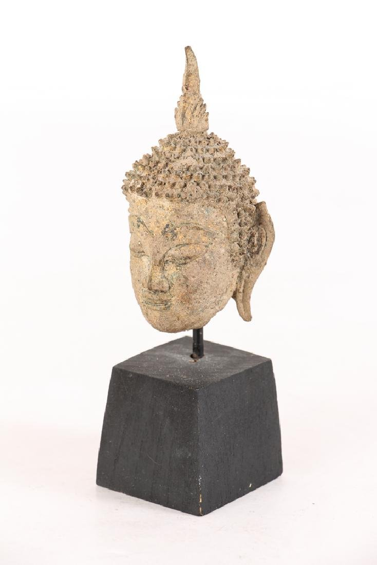 4 Ancient Asian artifacts - 4