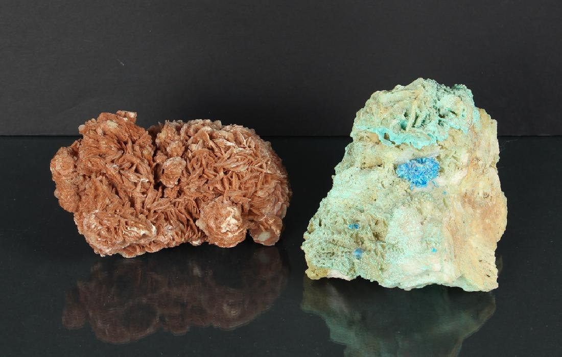 Two Mineral Samples