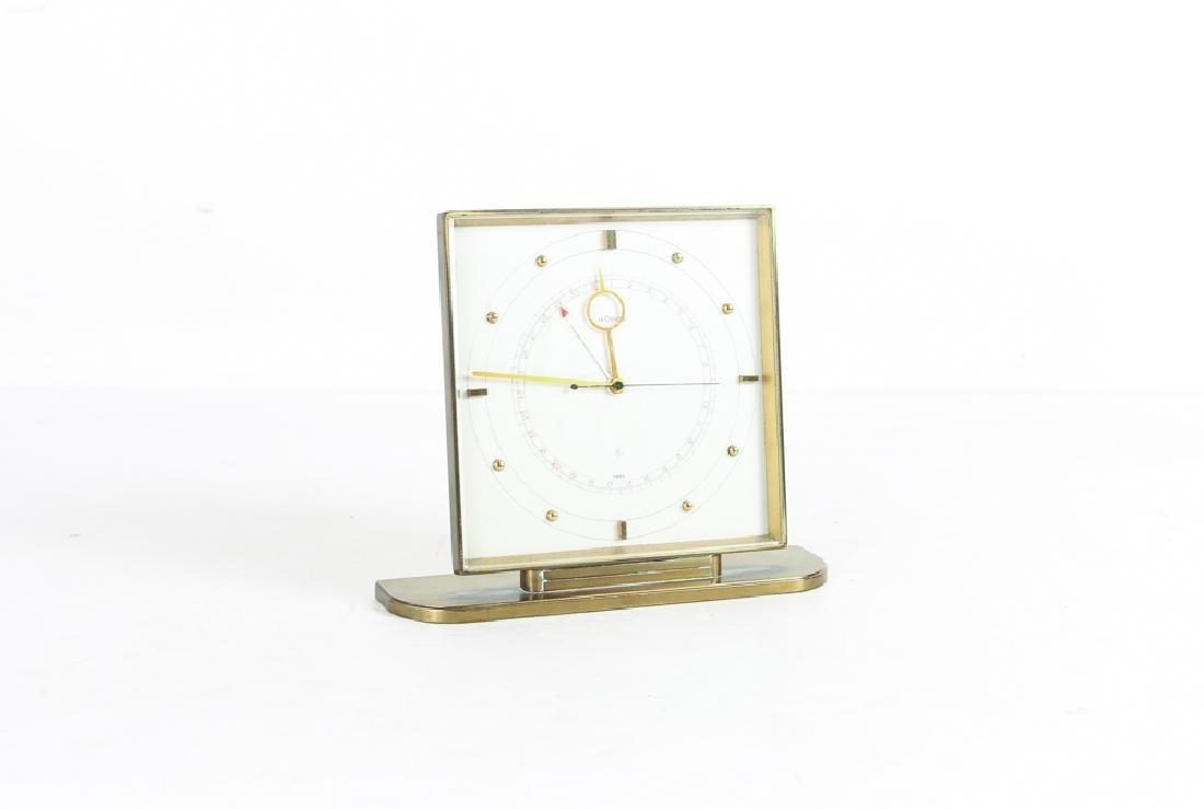 Vintage LeCoultre Art Deco Desk Clock