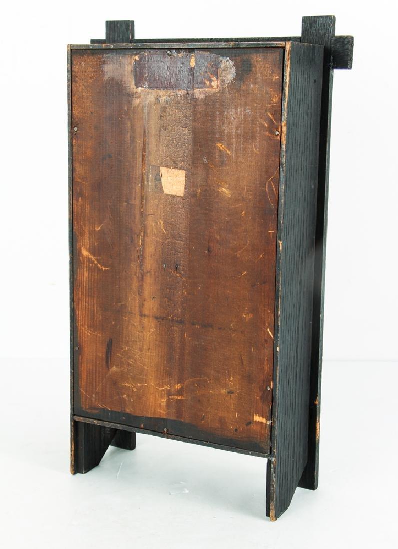 Antique Mission Influence Mantle Clock - 4