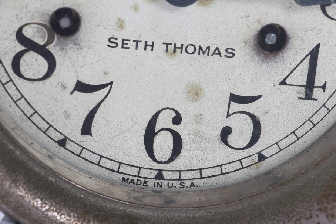 Seth Thomas Ships Clock - 7