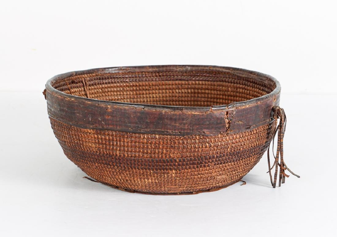 Antique American Indian Basket