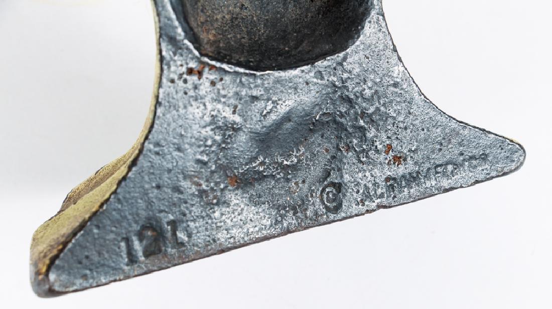 Three Miscellaneous Cast Iron Doorstops - 4