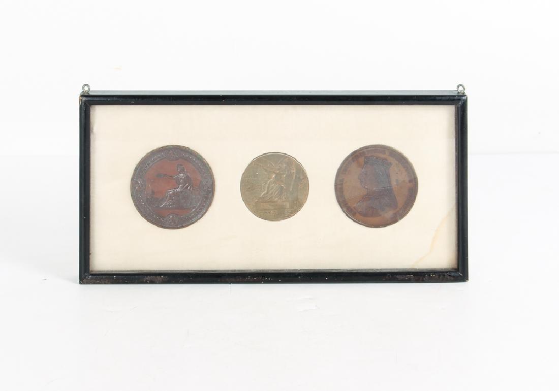 Three 19th Century Exhibition Medals - 2