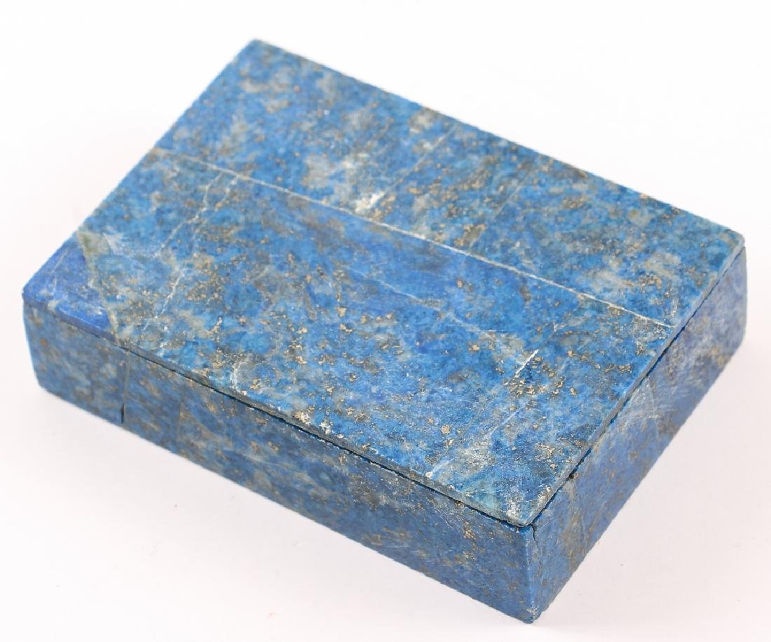 Five Stone and Mineral Specimen Boxes - 2
