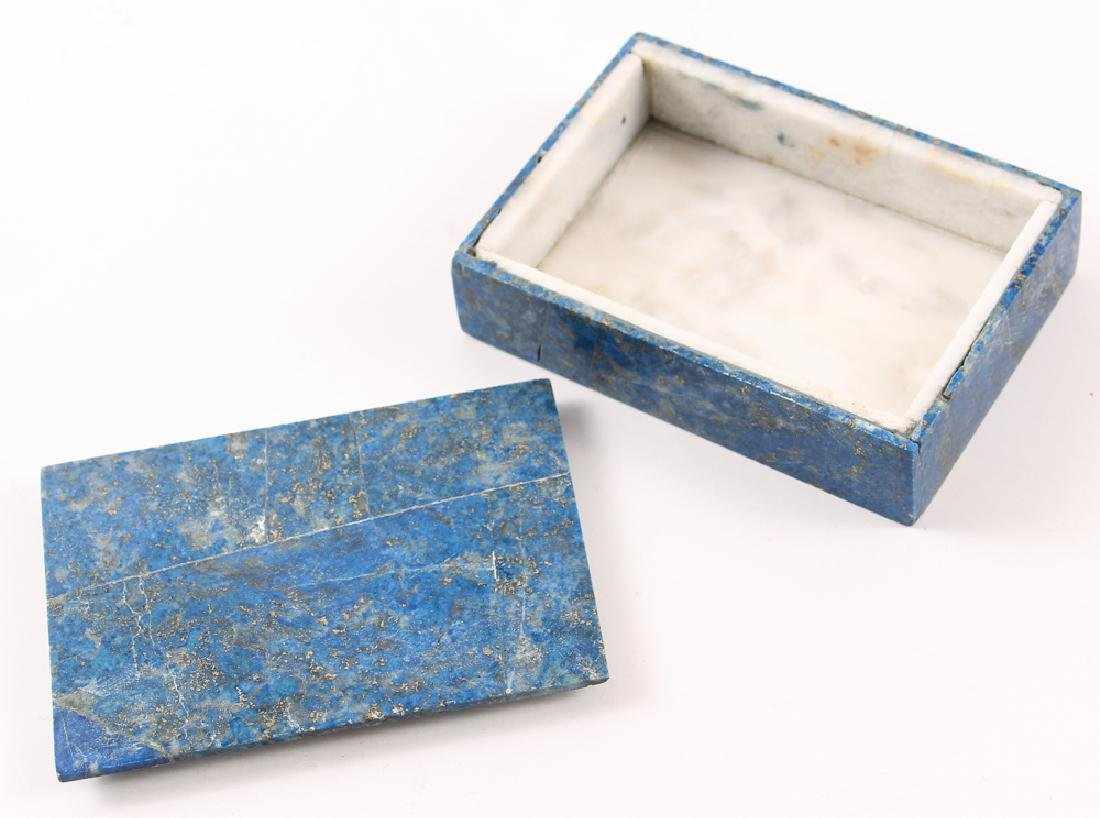 Five Stone and Mineral Specimen Boxes - 3