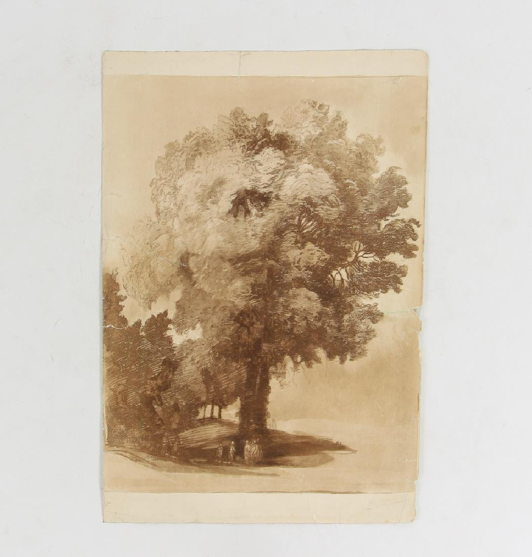 Loose Assortment of 12 Antique Prints - 6