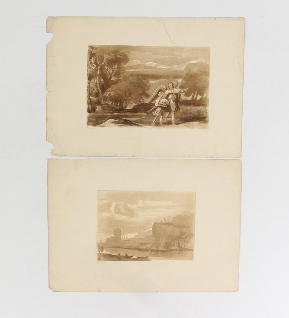 Loose Assortment of 12 Antique Prints - 8