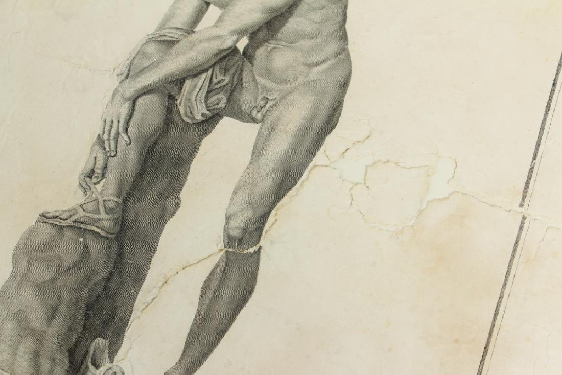 Loose Assortment of 16 Antique Classical Prints - 3