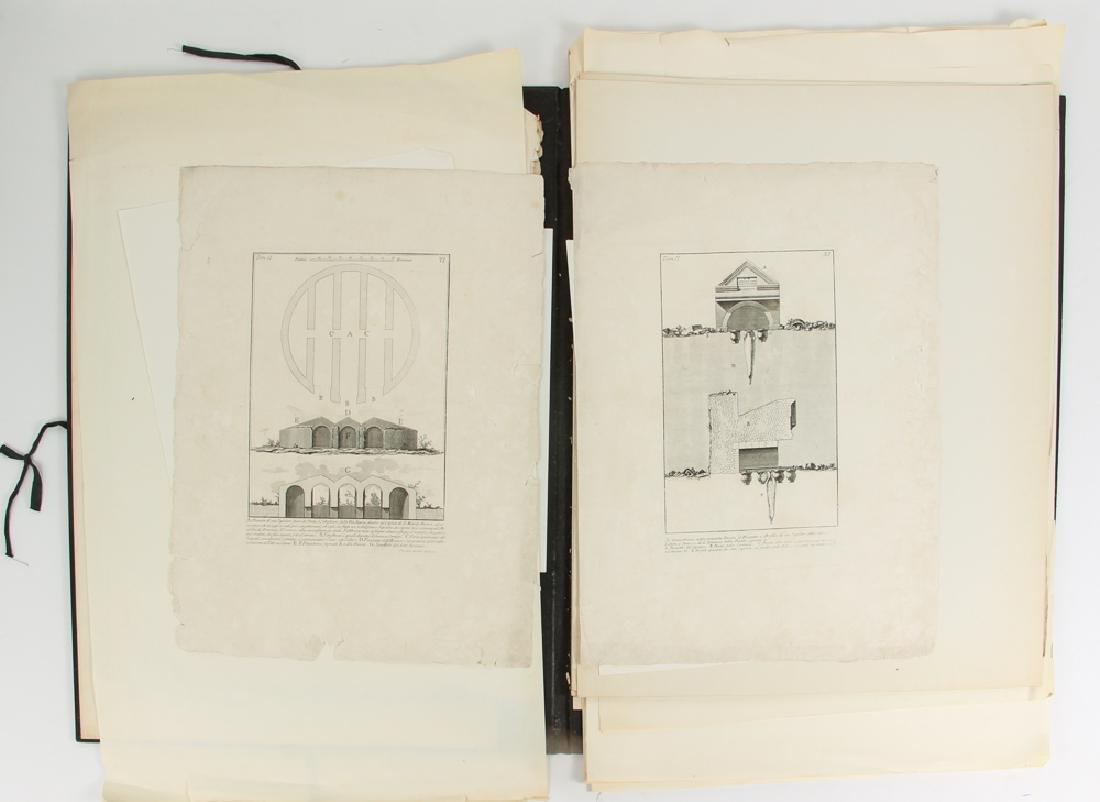 Loose Assortment of 16 Antique Classical Prints - 4