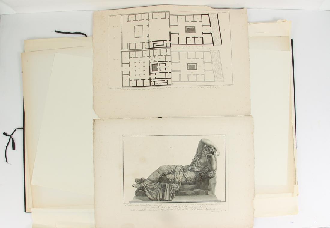 Loose Assortment of 16 Antique Classical Prints - 5