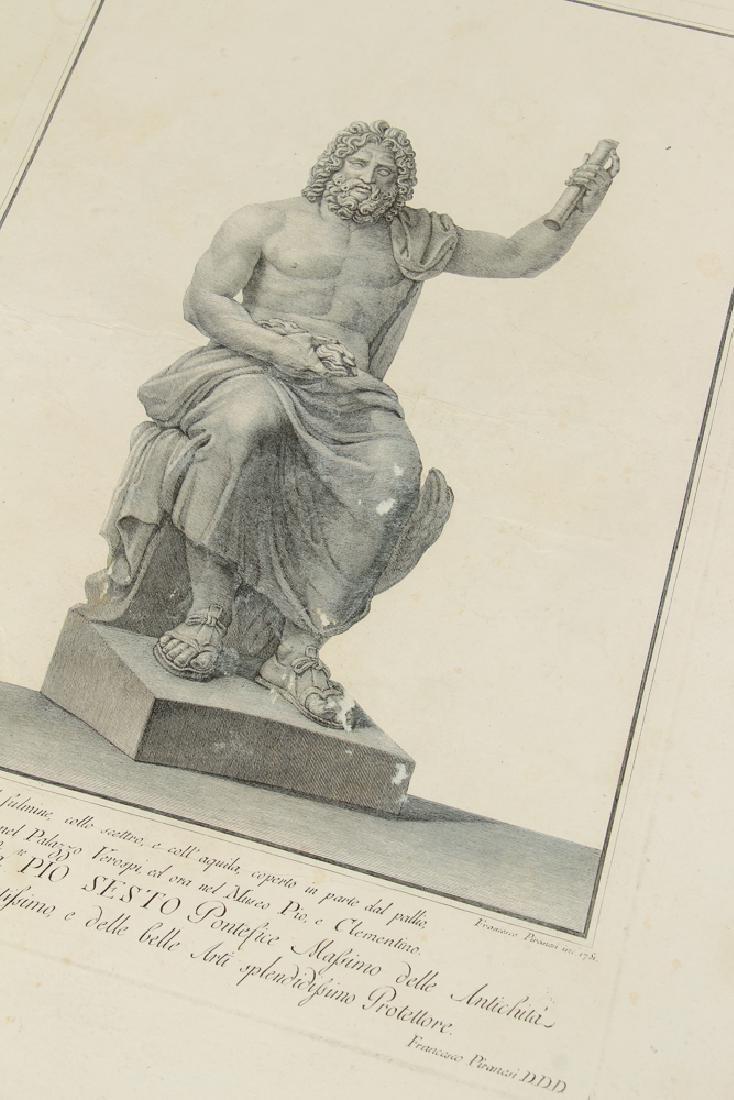 Loose Assortment of 16 Antique Classical Prints - 6