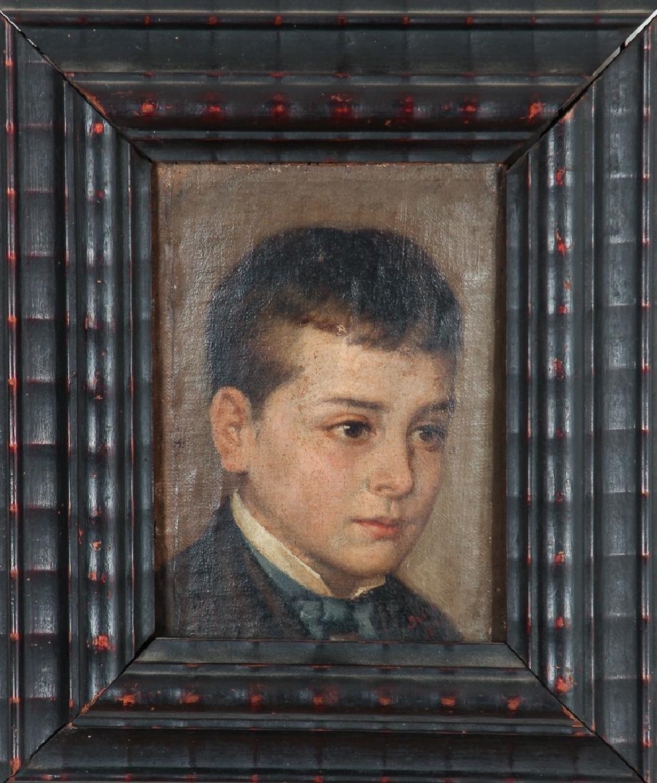 Victorian Portrait of A Boy