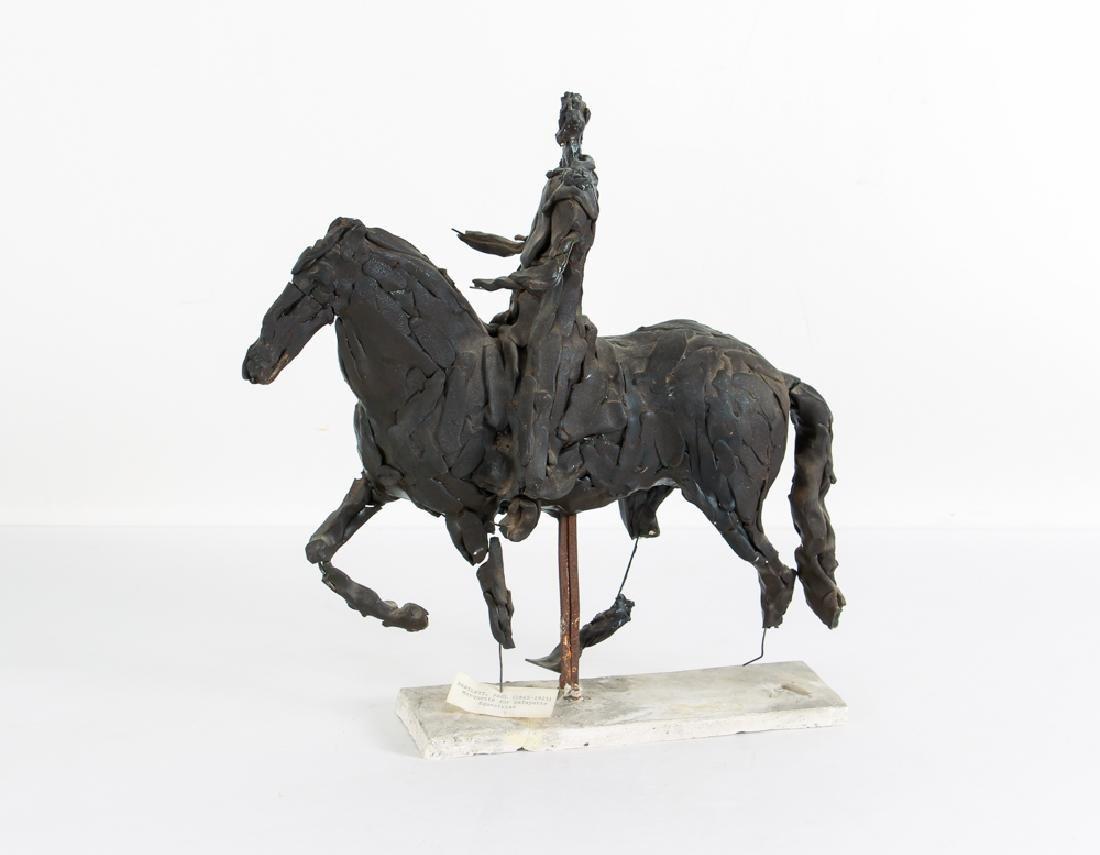 Paul Bartlett Attrib. Sculpture Maquette