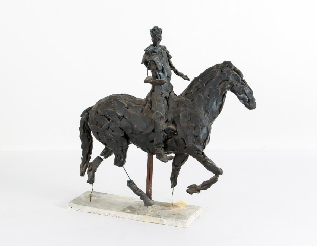 Paul Bartlett Attrib. Sculpture Maquette - 2