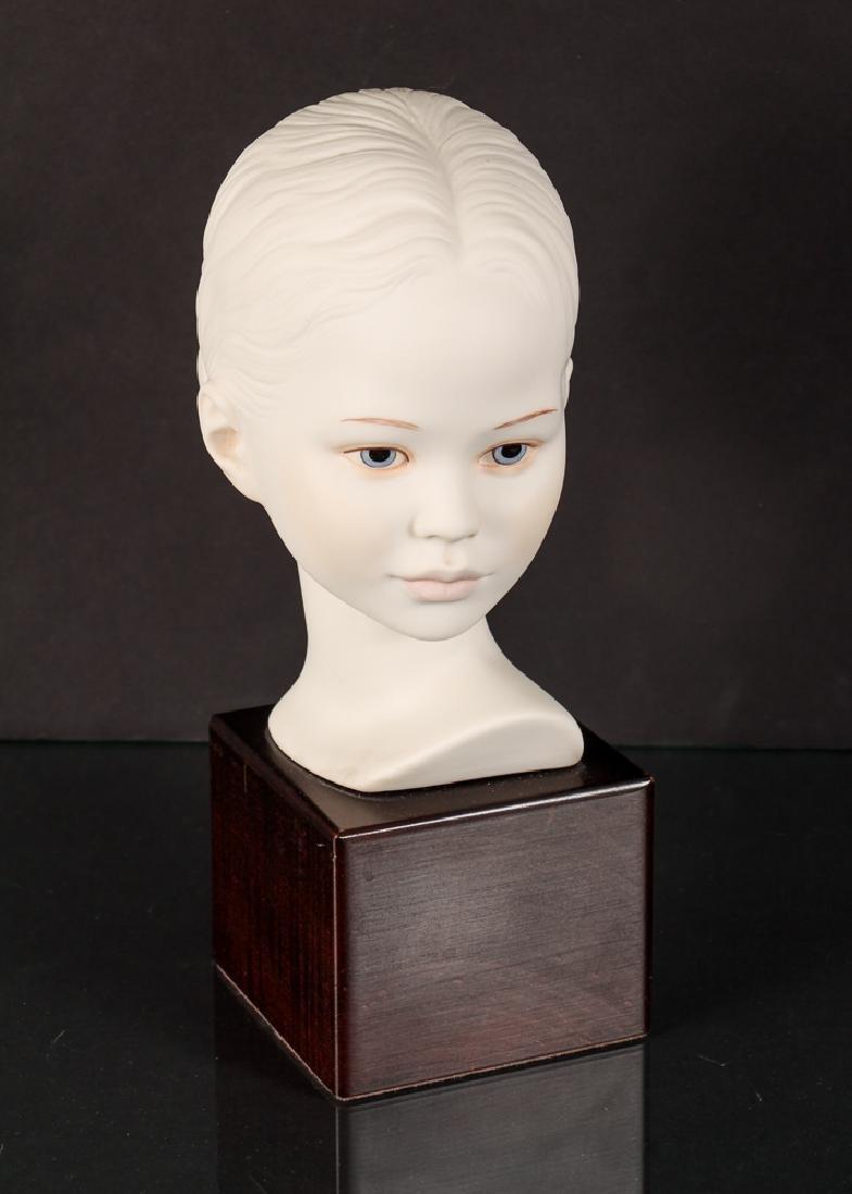 Cybis Porcelain Figurine