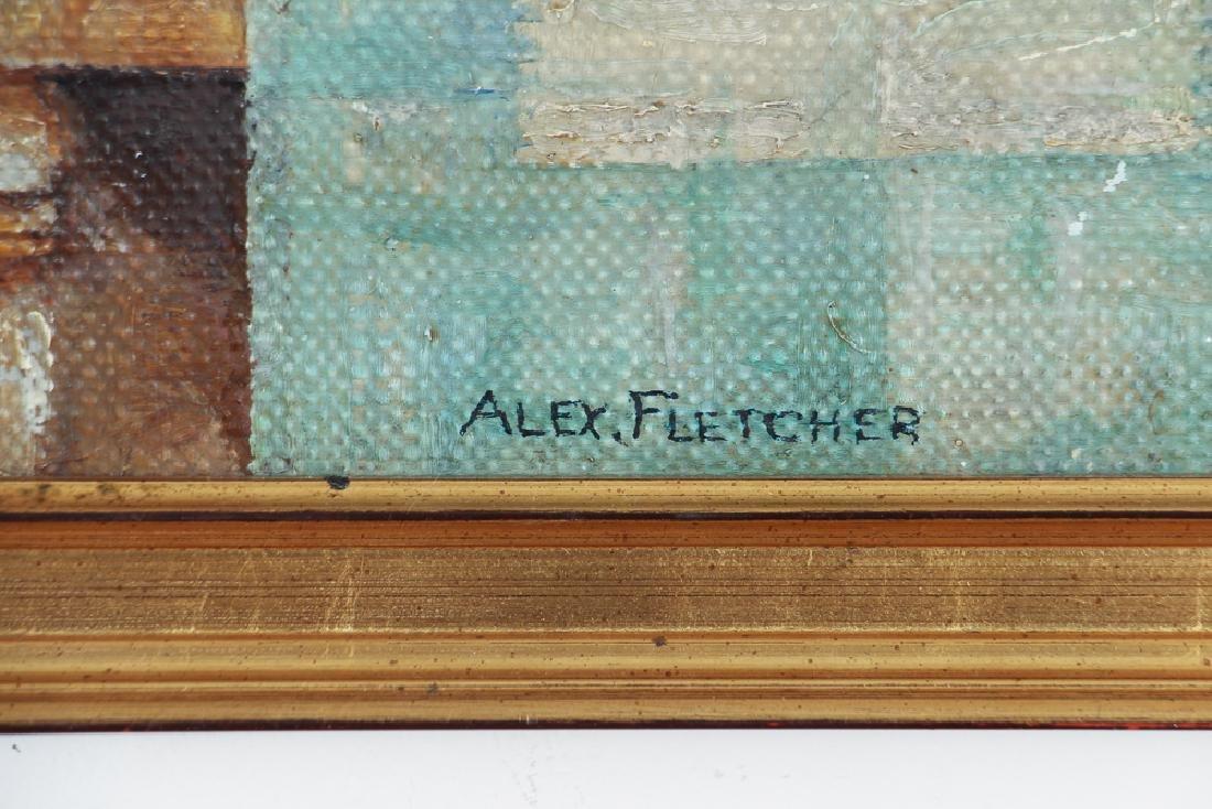 Alex Fletcher Studio Still Life painting - 3