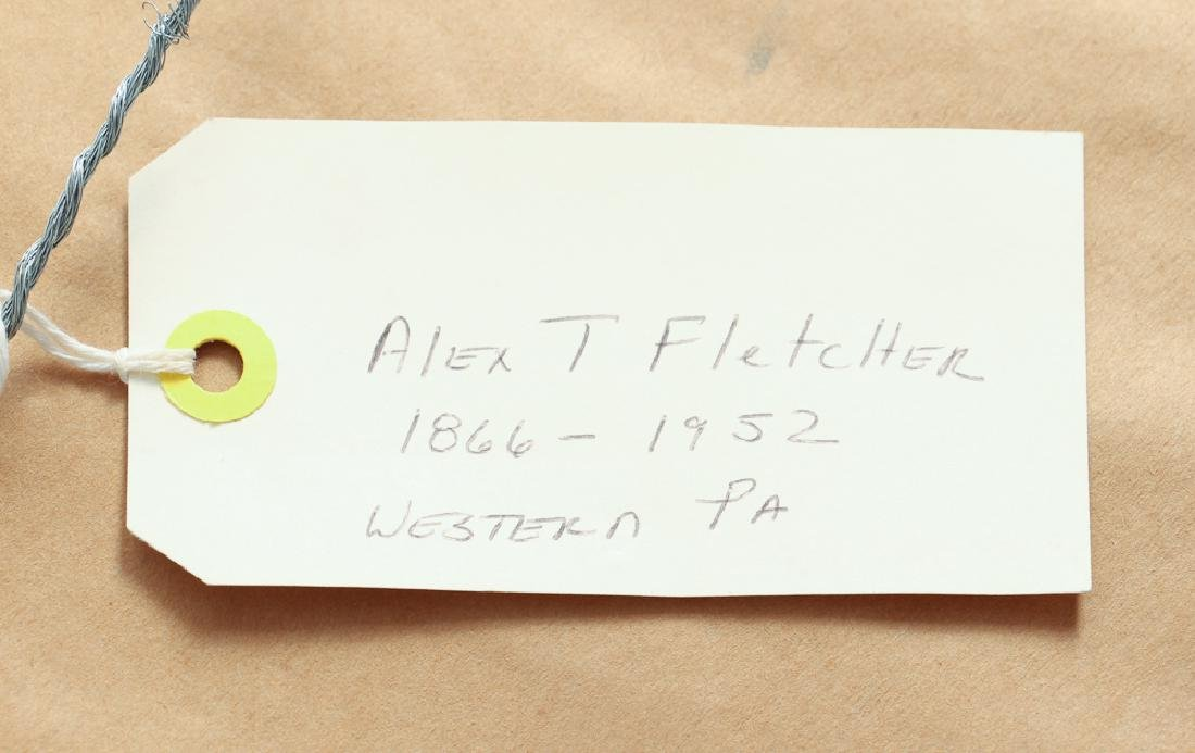 Alex Fletcher Studio Still Life painting - 7