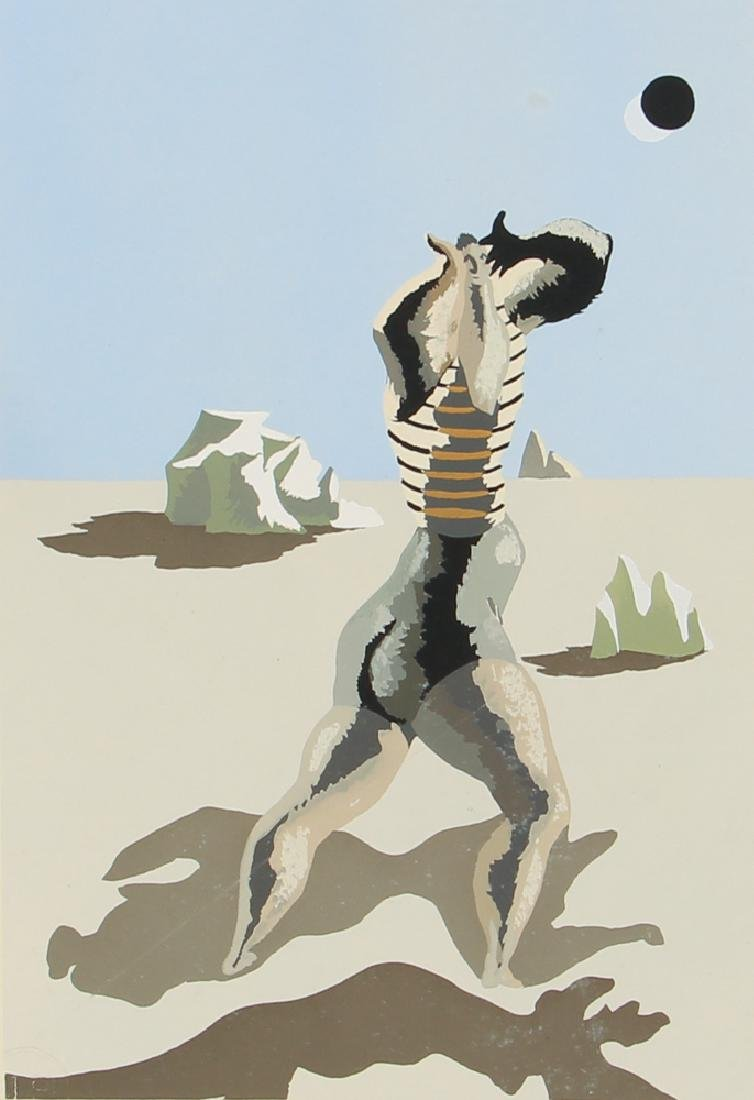 Jean Lurcat porchoir from Dix Reproductions 1933 - 7
