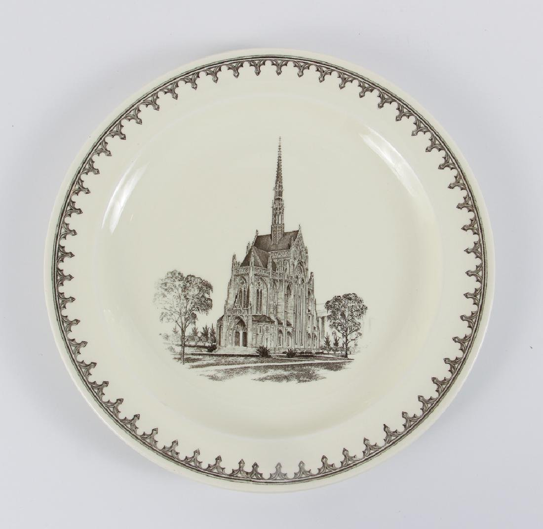 Four Pittsburgh Themed Plates By Wedgwood - 5