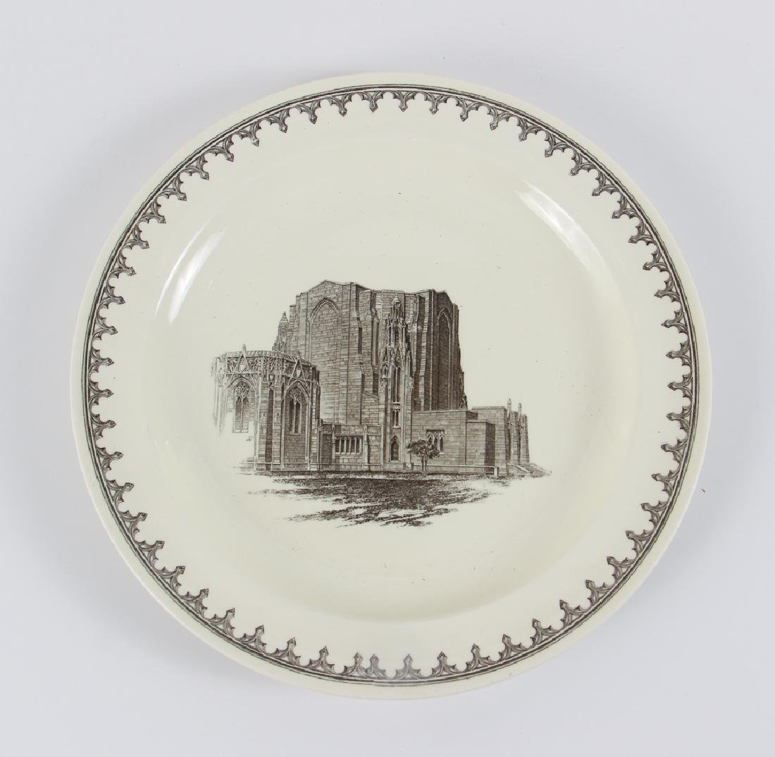 Four Pittsburgh Themed Plates By Wedgwood - 6