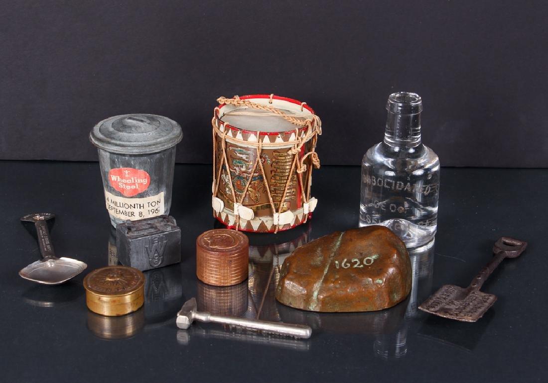 Ten Object Form Ephemera Pieces