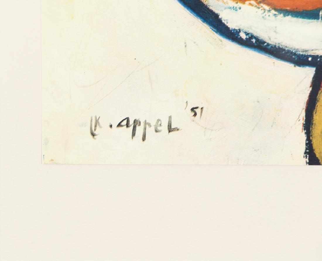 Karl Appel Poster - 3