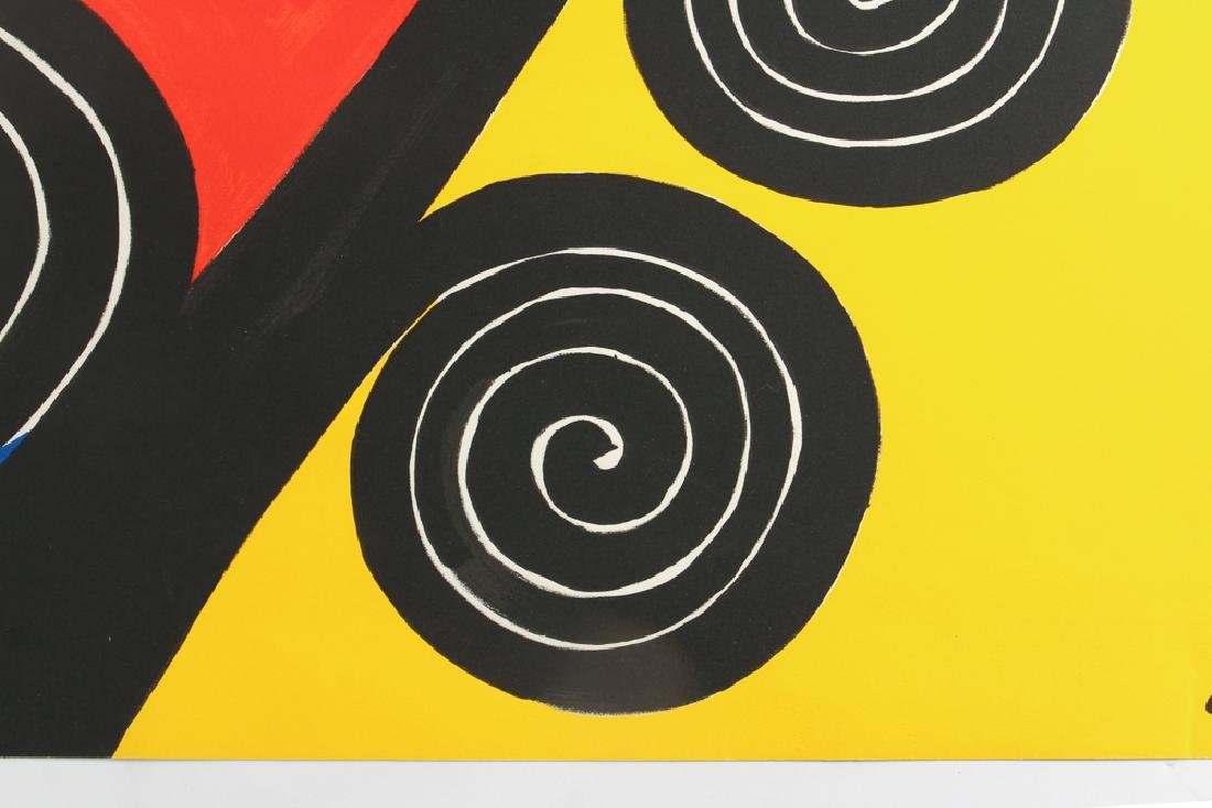 Alexander Calder, Autumn Harvest, Lithograph printed in - 6