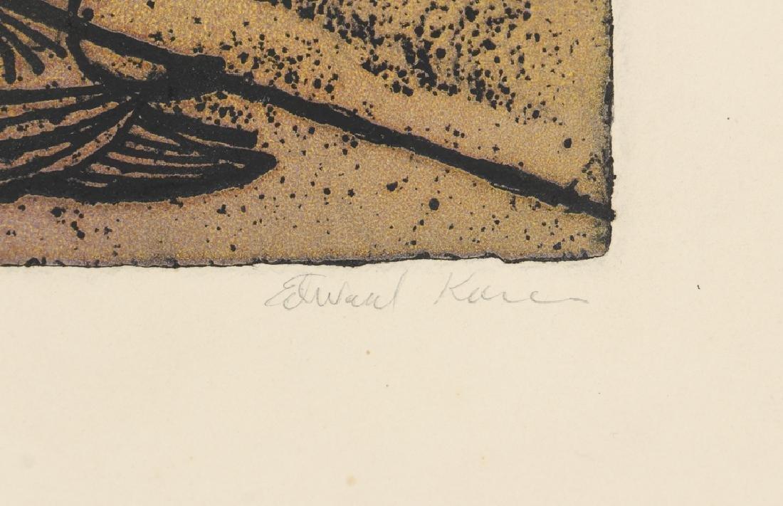 Edward Koren Shore Dinner Artist Proof Print - 3