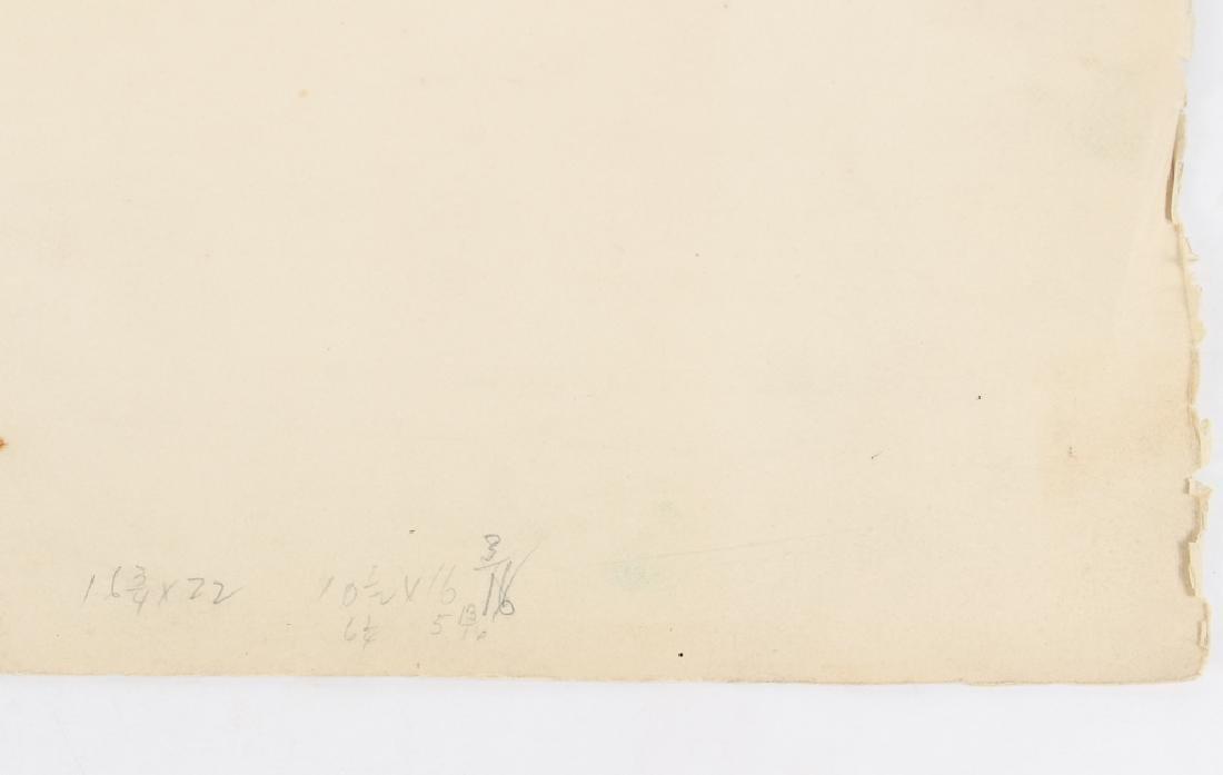 Edward Koren Shore Dinner Artist Proof Print - 4