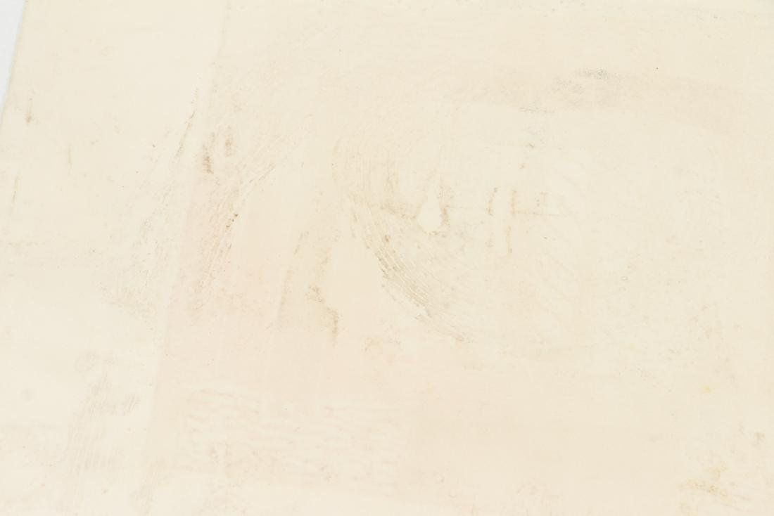George Nama Monument for Di Chirico 1975 Serigraph - 7