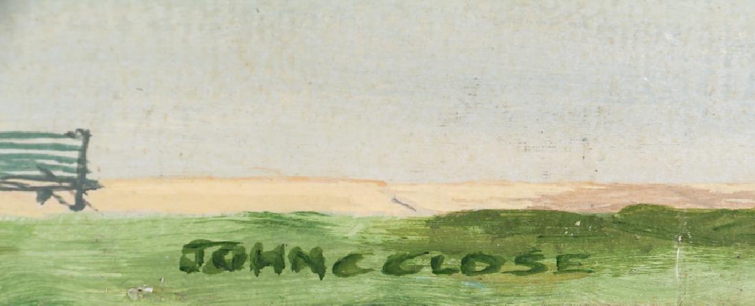 Washington D.C. Landscape Painting by John C. Close - 3