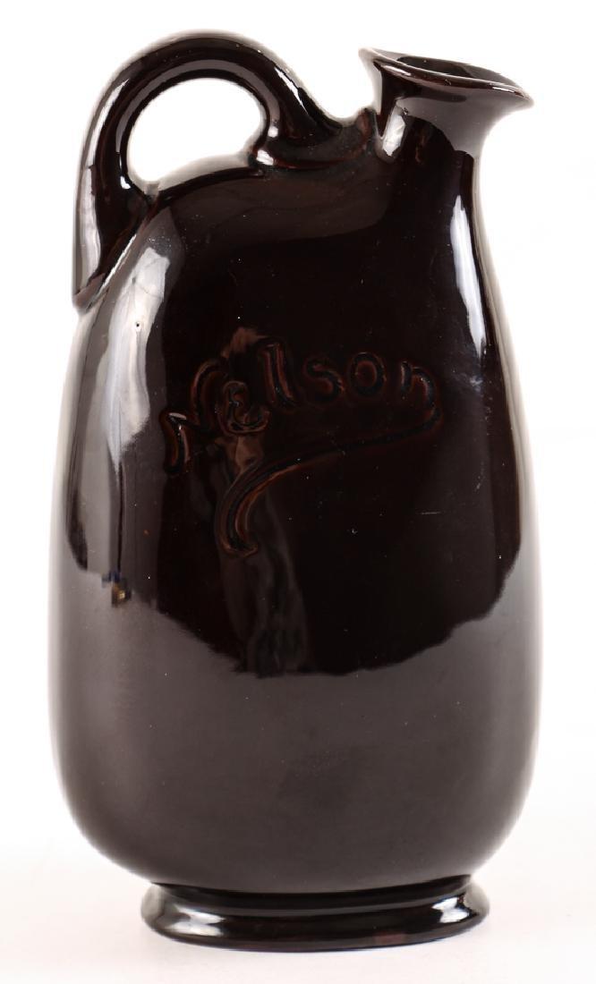 Lord Nelson Dewars Whiskey Bottle, Doulton Lambeth - 2