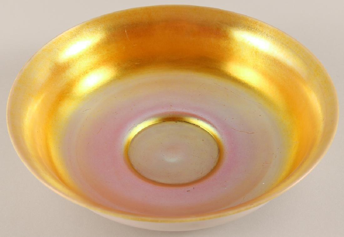 Steuben Calcite Attributed Bowl