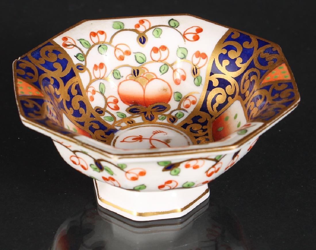 Miniature Imari Style China Set - 2