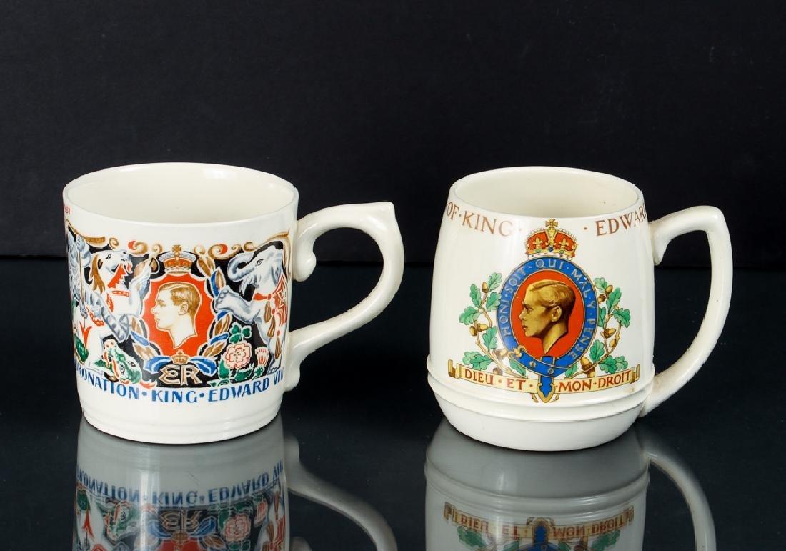 Five Edward VIII Coronation Souvenirs - 5