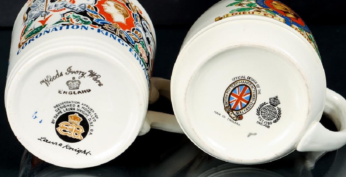 Five Edward VIII Coronation Souvenirs - 7