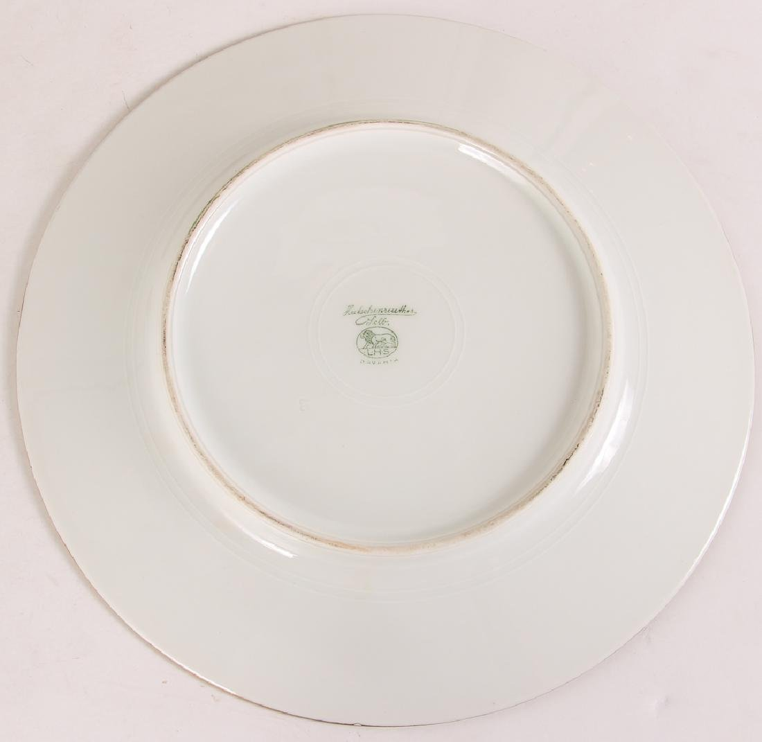 Twelve Hutschenreuther Dinner Plates - 2