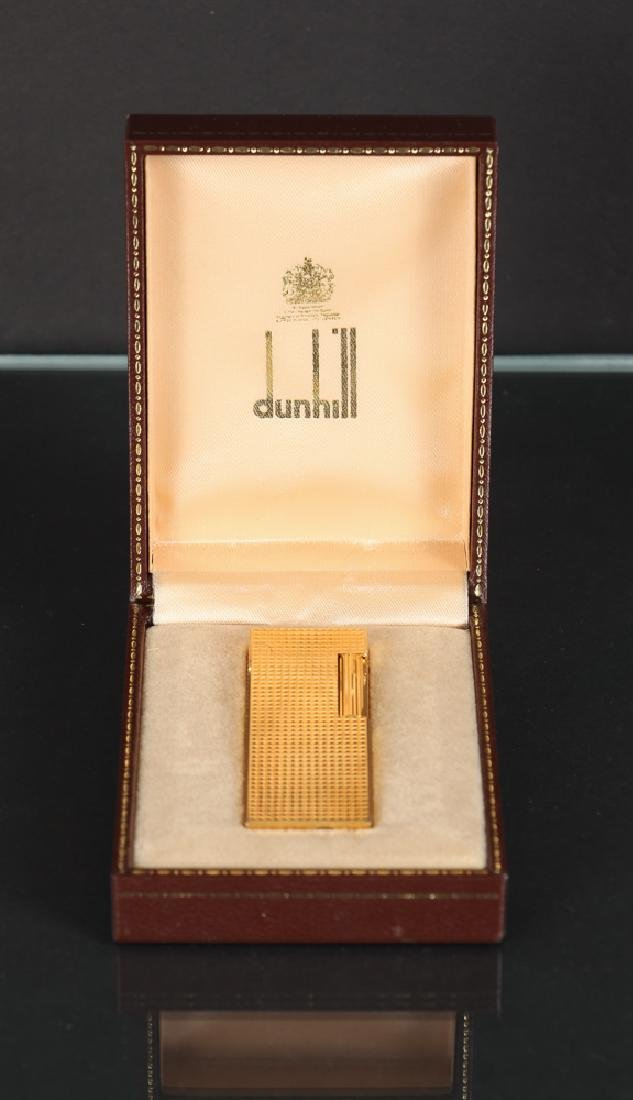 Dunhill Lighter in Original Box