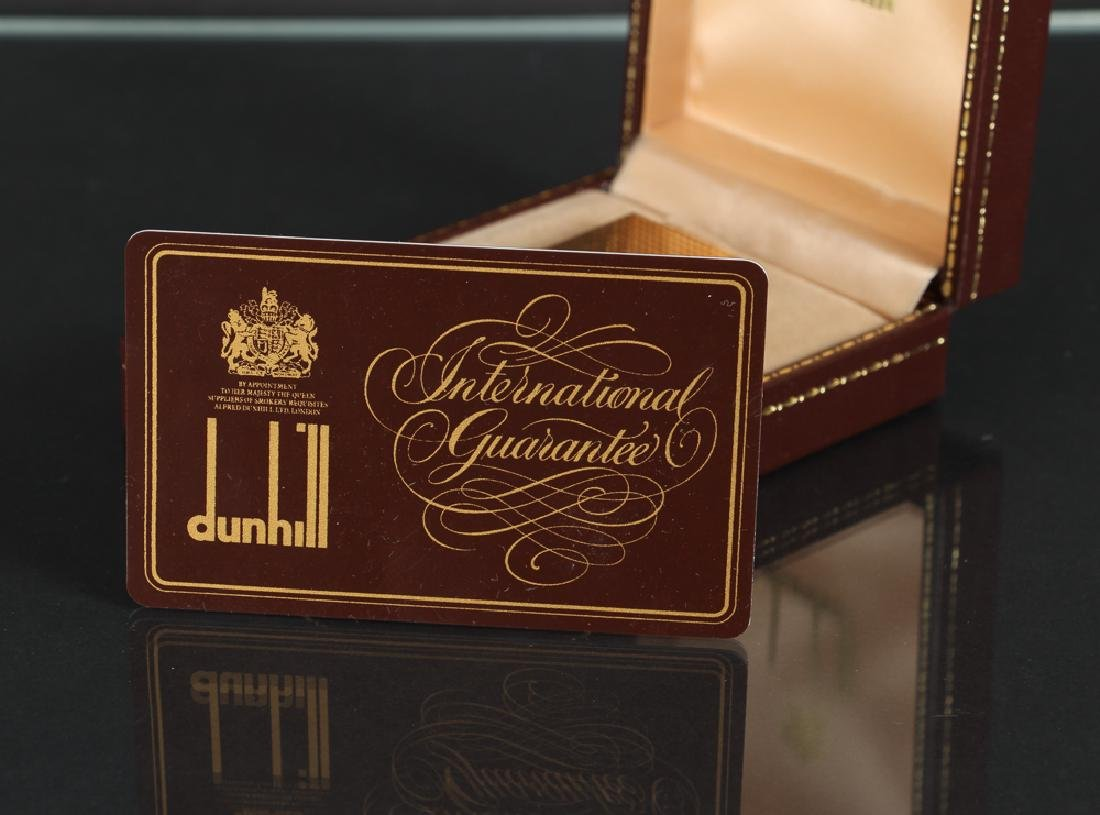 Dunhill Lighter in Original Box - 6