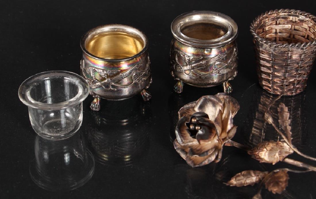 Seven Pieces Miscellaneous Silver - 2