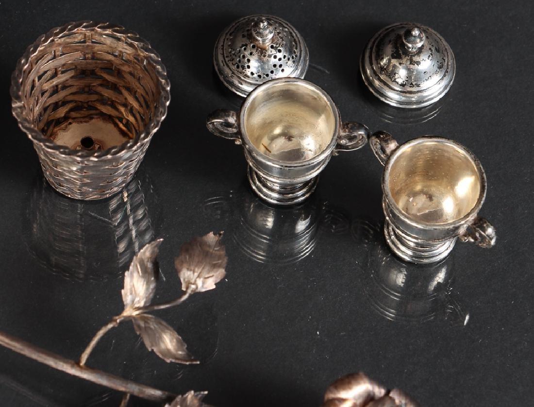 Seven Pieces Miscellaneous Silver - 3