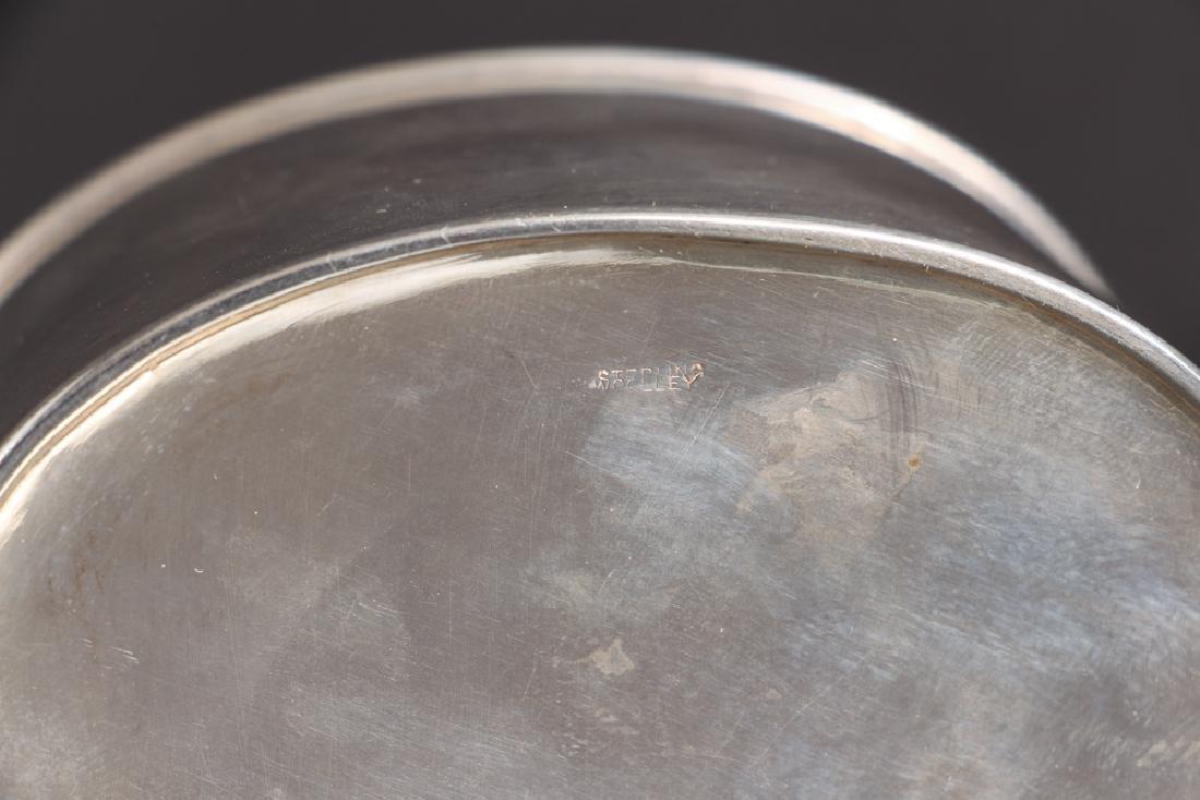 Seven Pieces Miscellaneous Silver - 5